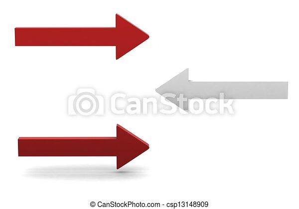 Arrow - csp13148909