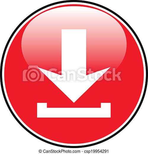 Arrow icon download - csp19954291
