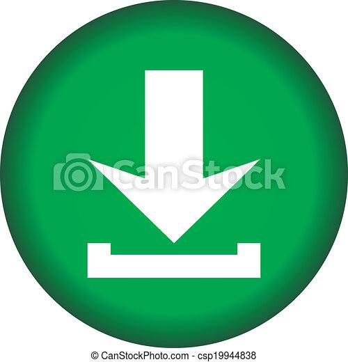 Arrow icon download - csp19944838