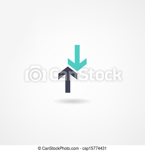 arrow icon - csp15774431