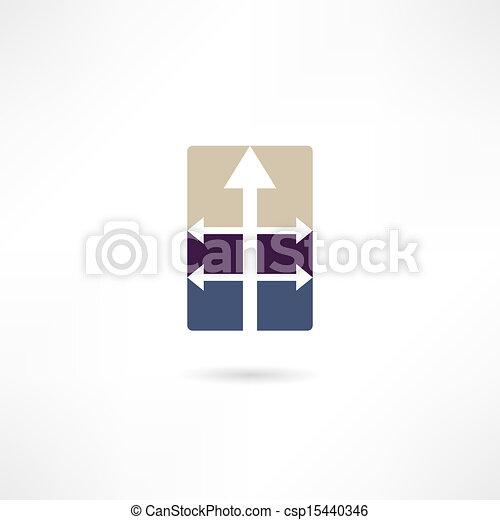 Arrow objects - csp15440346