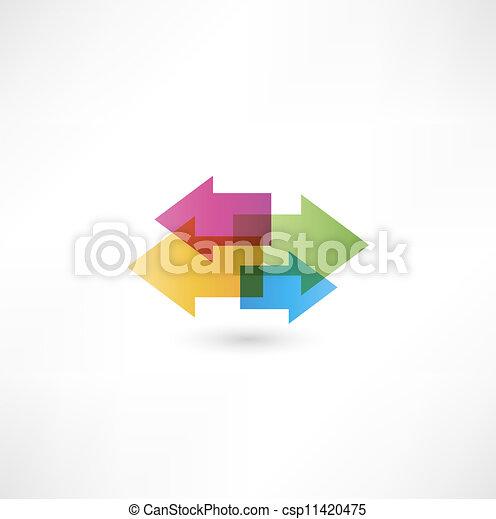 Arrow objects - csp11420475