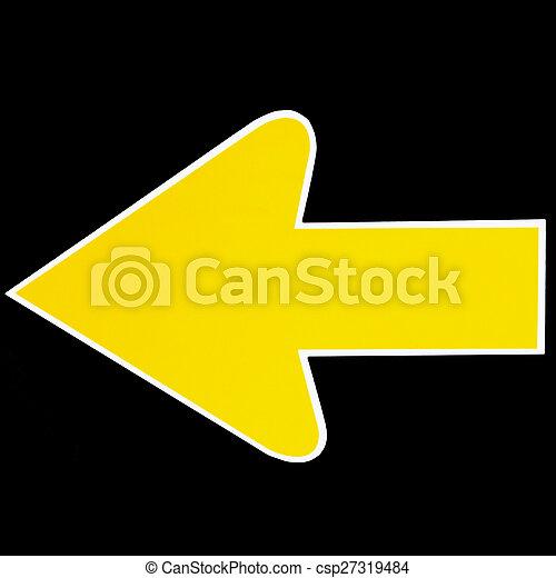 Arrow - csp27319484
