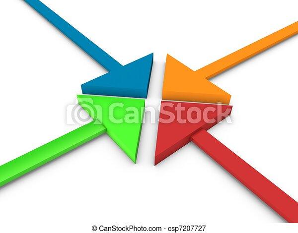 arrow - csp7207727