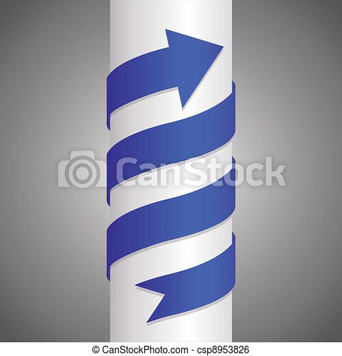 arrow wrapped - csp8953826