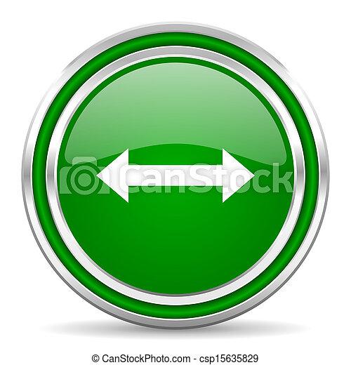 arrows icon - csp15635829