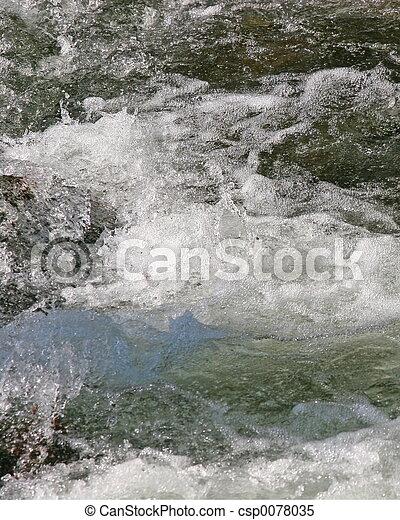 Balbuceando arroyo - csp0078035