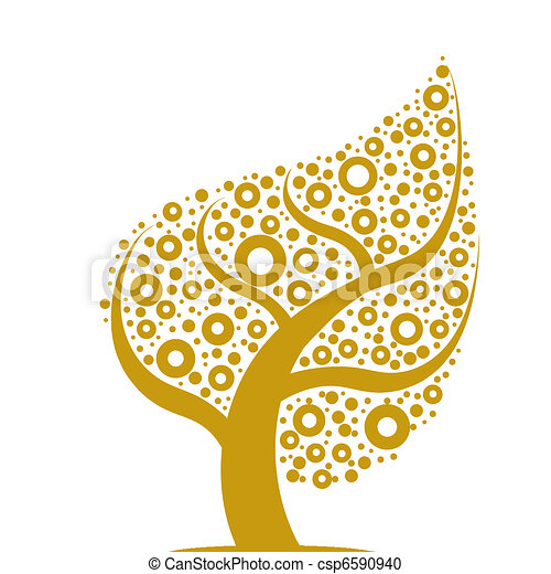 art, arbre - csp6590940