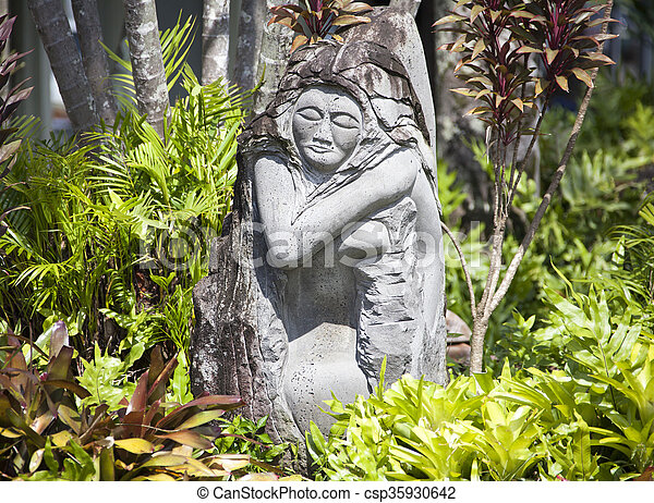Art in Hawaii - csp35930642