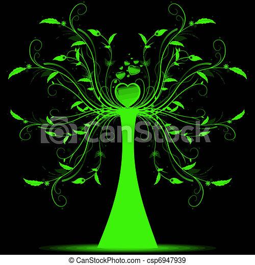 Art tree - csp6947939