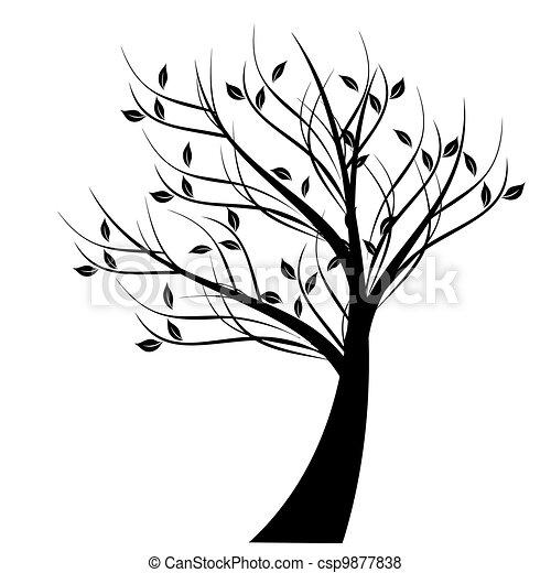 Art Tree - csp9877838