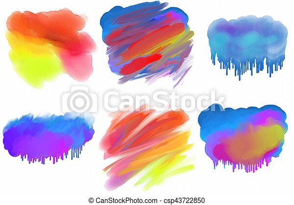arte abstracto - csp43722850