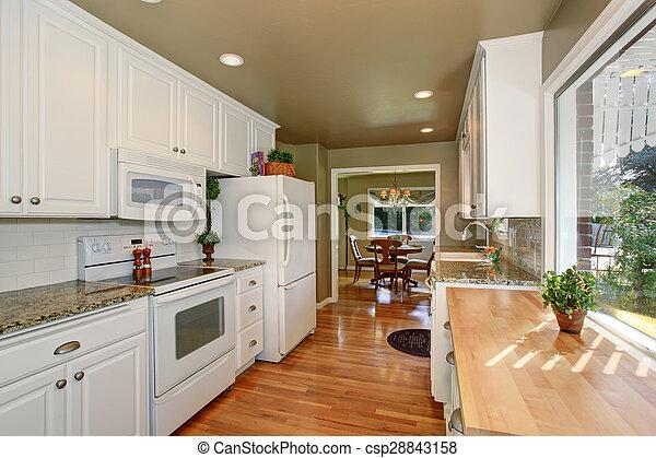 Arte, acentos, walls., estado, verde blanco, cocina.... imágenes de ...