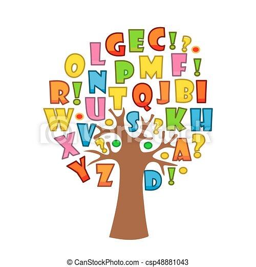 arte  alfabeto   u00e1rvore  desenho  letras  seu eps number clip art free images numbers clipart free