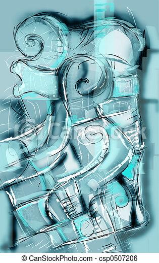 Arte - csp0507206