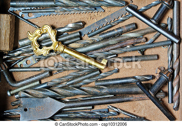 Artist hand tools for wood handicraft - csp10312006