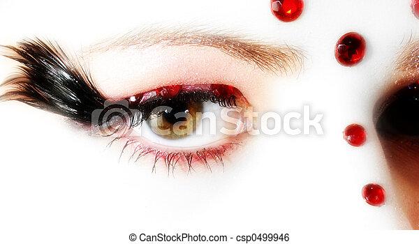Artistic Eye - csp0499946