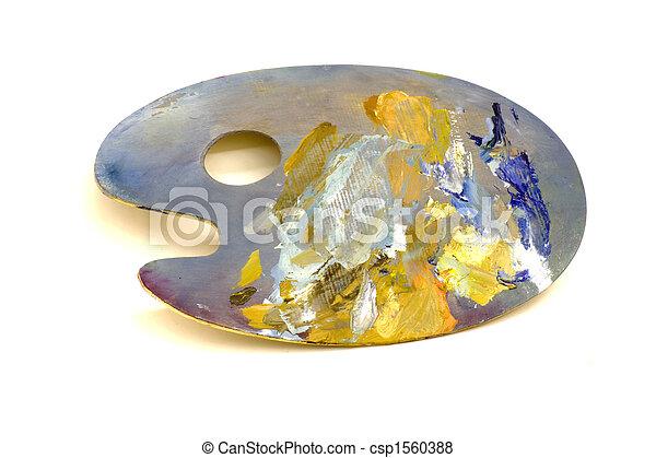 Artist\'s Palette - csp1560388