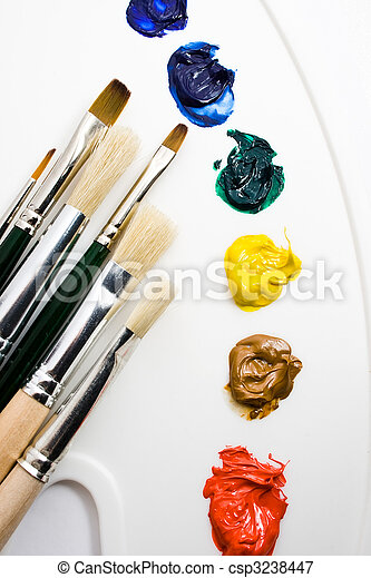 Artists tools - csp3238447