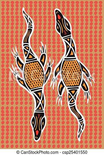 arts., aborigeno - csp25401550