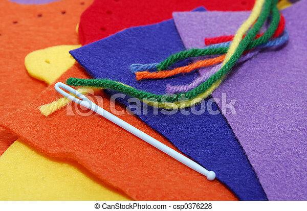 Arts and Crafts - csp0376228