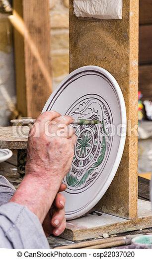 Arts and crafts - csp22037020