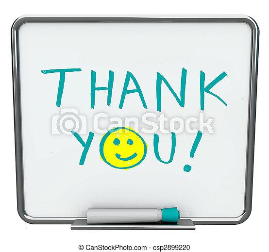 asciutto, lei, cancellare, ringraziare, asse - csp2899220