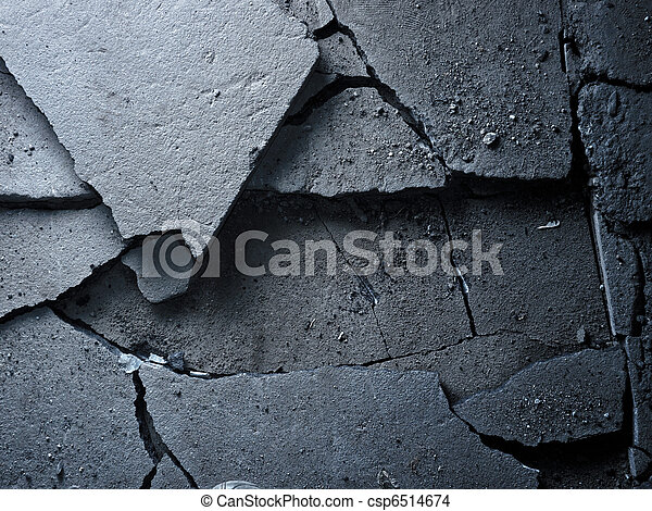 asfalto, fondo - csp6514674