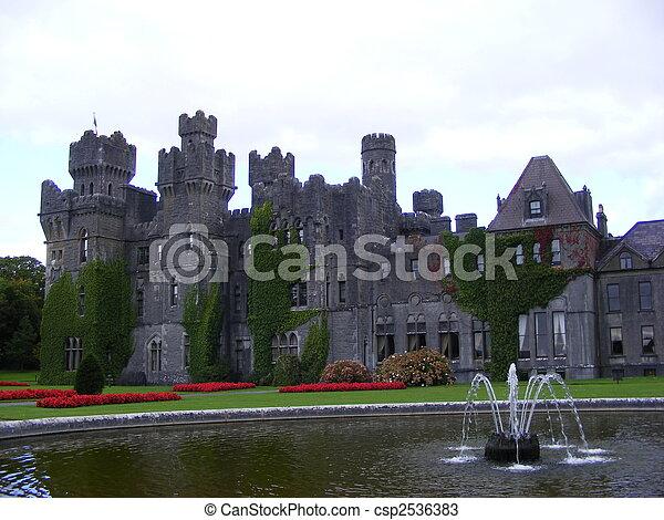 Ashford Castle - csp2536383