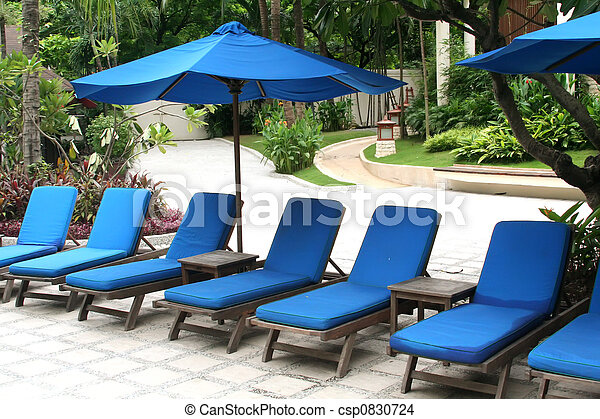 asia asian chair chairs deck holiday hotel lounge pool stock photo search photographs and. Black Bedroom Furniture Sets. Home Design Ideas