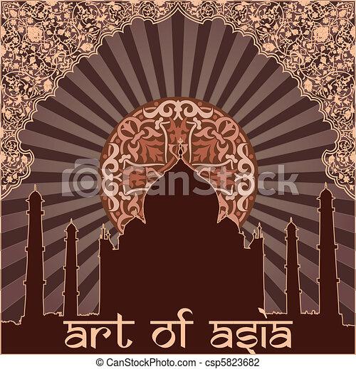 Asia - csp5823682