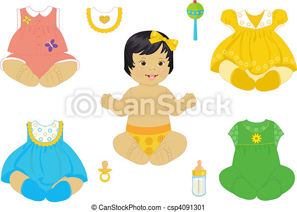 Apologise, asian baby clip art think, that