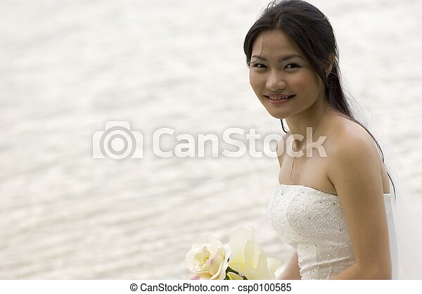 Asian Bride 2 - csp0100585