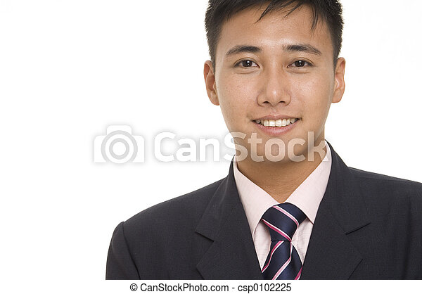 Asian Businessman 2 - csp0102225