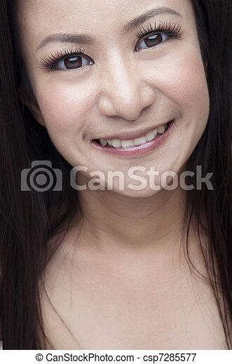 Asian female - csp7285577