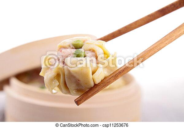 asian food - csp11253676