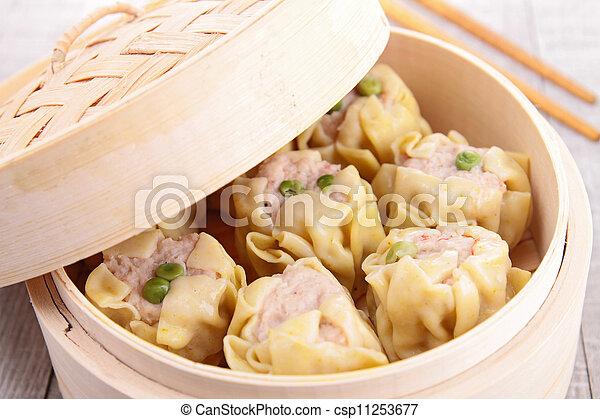 asian food - csp11253677