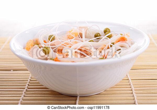 asian food - csp11991178