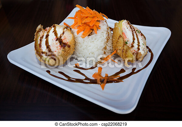 asian food  - csp22068219