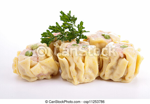 asian food - csp11253786