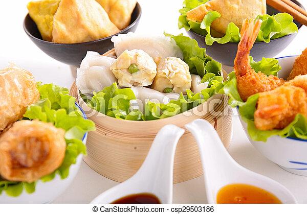 asian food - csp29503186