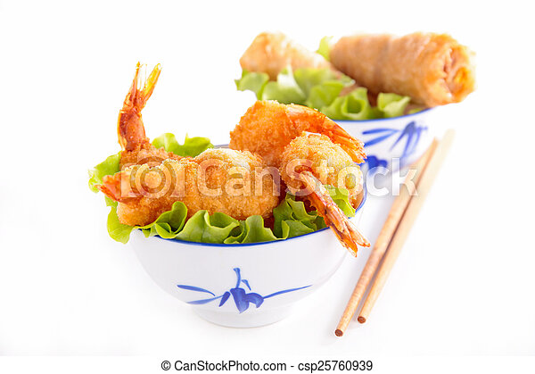 asian food - csp25760939