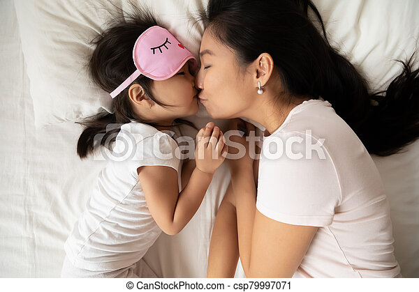 Mom Catches Daughter Black