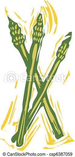 Asparagus - csp6387059