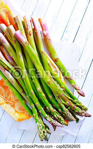 asparagus - csp82562605