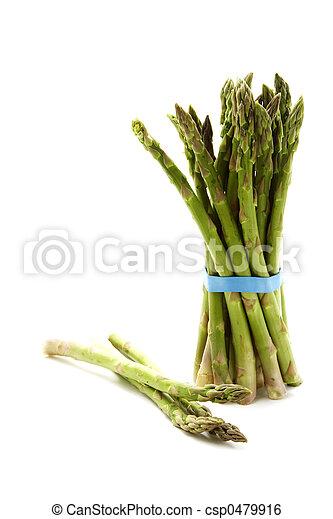 asperge, vert - csp0479916
