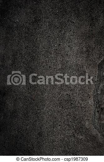Asphalt background - csp1987309