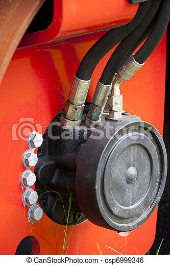 Asphalt roller wheel - csp6999346