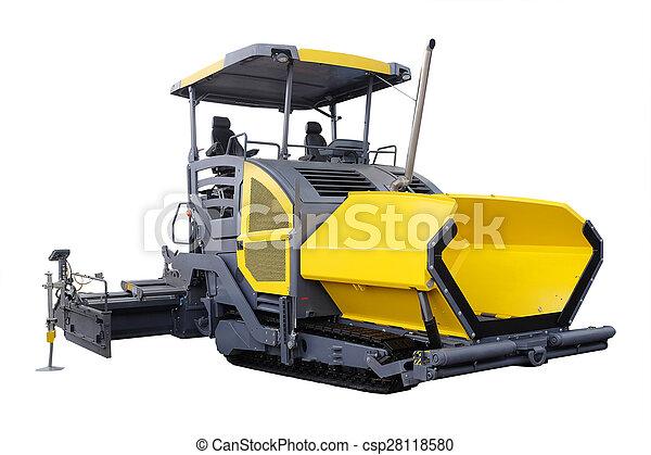asphalt spreading machine csp28118580