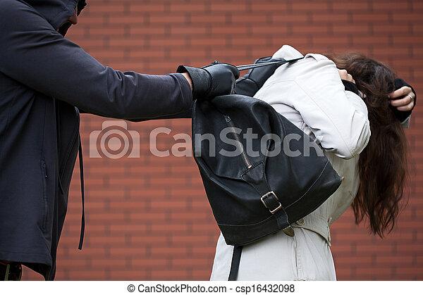 Assaulting a student  - csp16432098